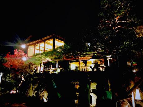 嵐山辨慶の外観写真