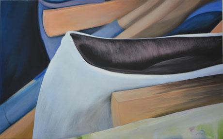 Andrea Ridder, O.T.16_07_11, 100 x 160 cm, 2016