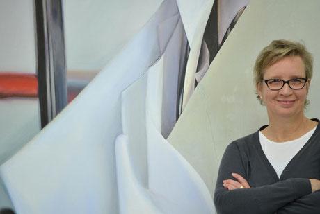Andrea Ridder, Diplom Designerin, Künstlerin