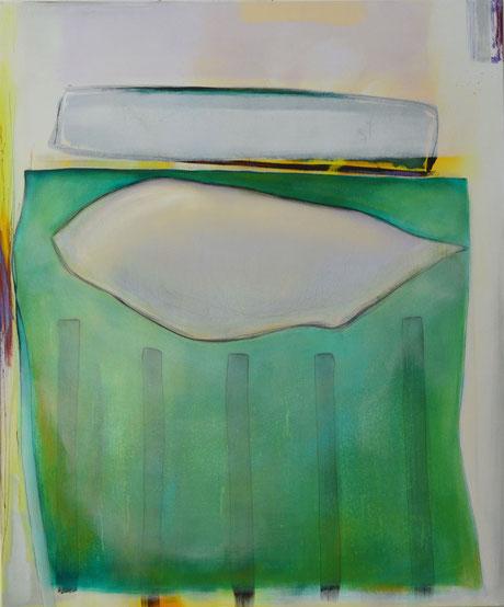 Andrea Ridder: O.T. 18_05_06, 120 x 100 cm, 2018