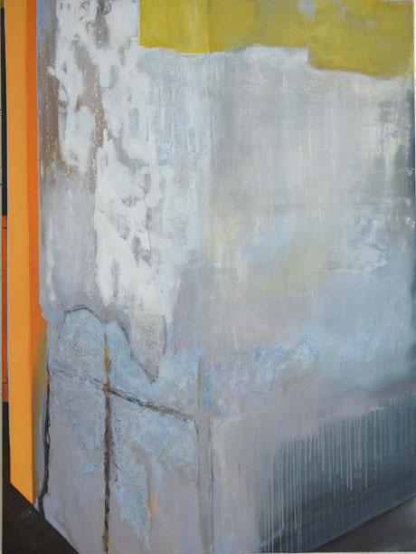 Andrea Ridder: O.T. 17_05_11, 120 x 100 cm
