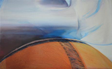 Andrea Ridder, O.T. 16-05-05, 100 x 160 cm, 2016