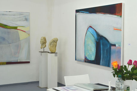 Atelier-Impression (Skulpturen: Eva Volkhardt)