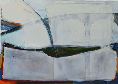 Andrea Ridder, O.T. 15-08-10, 100 x 140 cm