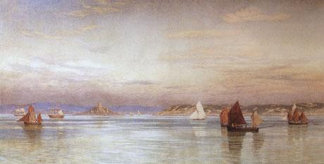 John Brett  'St Ives Bay'  (Kelvingrove Art Gallery, Glasgow - Art UK)