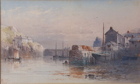 William Cook of Plymouth 'Polperro' (1875)