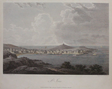 Joseph Farington  'St Ives' (1813)