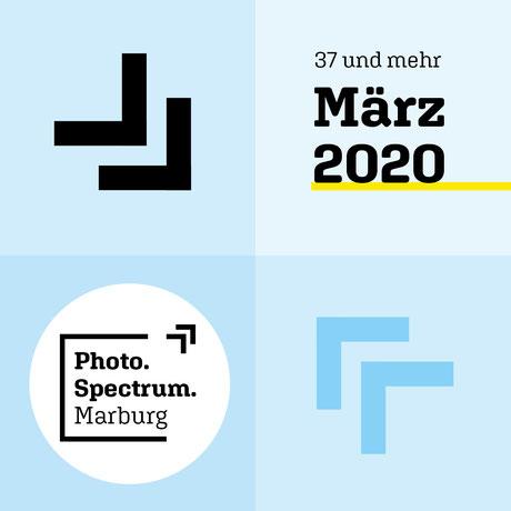 Andreas Maria Schäfer, fotograph1956,Fotografiewelten,Photo.Spectrum.Marburg,Logo,Pixelraupe,März 2020,Fotofestival,