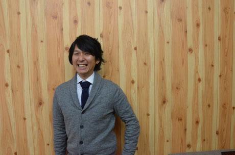 ㈱清水屋 専務取締役 清水健介