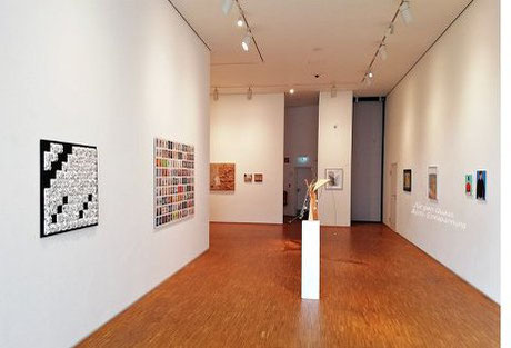 """Hier ist die Arbeit für die K.E.O.-Ausstellung zu sehen: """"Alm-Entspannung"""" Ist im vorderen Bereich zu finden!"""