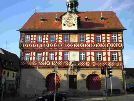 Rathaus Bad Staffelstein