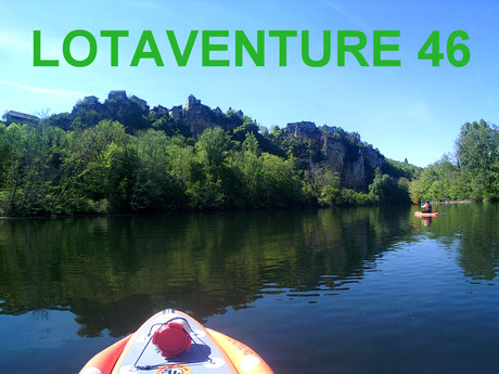 Cajarc, lotaventure,base nautique,activités pleine nature,google photos,