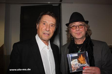 Steffi und Udo Jürgens