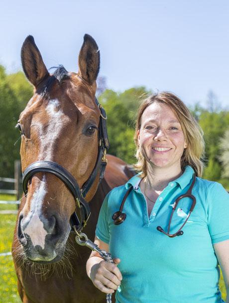 Tierärztin - Dr. vet. med. Nicole Jung