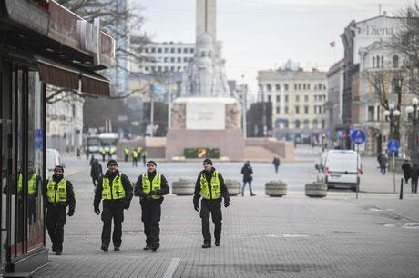 leeres Riga