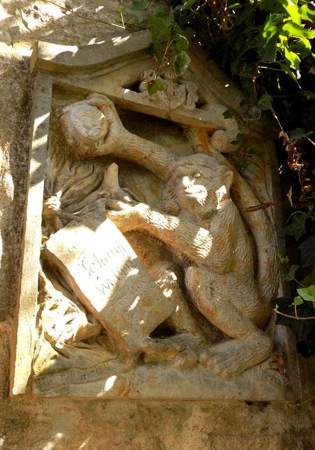 Schnuff-Epitaph Maria am Wasser Hosterwitz Bild: Susann Wuschko