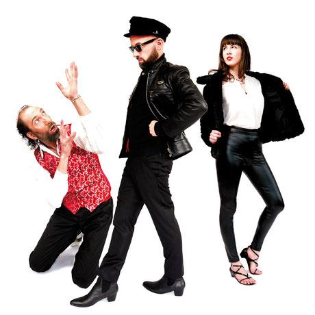 """World-Pop, der direkt auf das Tanzbein zielt: Shantel & Bucovina Club Orkestar sind am Samstag der Headliner beim """"Querbeat Festival"""". Foto: Promo"""