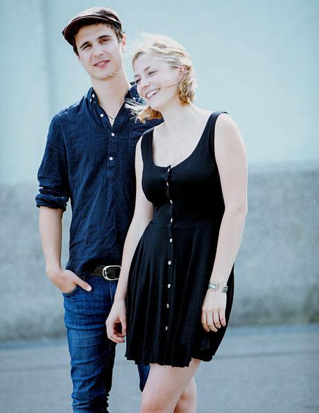 Folk-Pop zum auf der Zunge zergehen lassen: Liffey Looms punkten mit perfektem Gesang. Foto: Promo