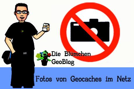 Titelbild Fotos von Geocaches im Netz