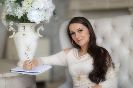фото женщины-психолога Светланы Гриневич