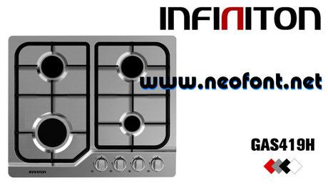 Calentador EAS ELECTRIC EMG 11