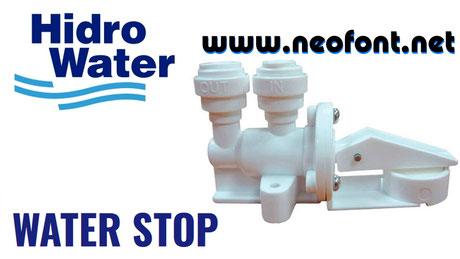 "HIDRO WATER water stop 1/4"""