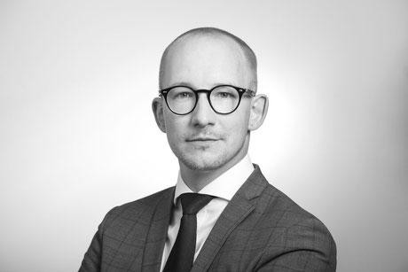 Rechtsanwalt und Strafverteidiger Benjamin Lanz