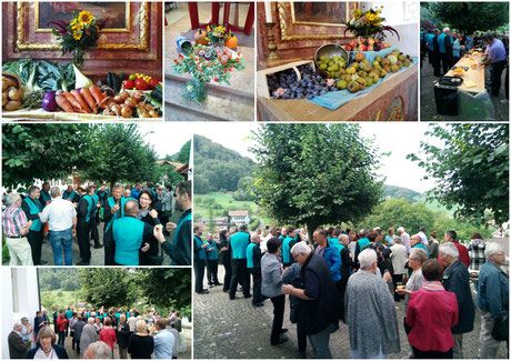 Bettagsgottesdienst in Kienberg 2018