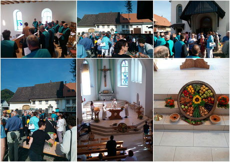 Bettagsgottesdienst in Wittnau 2018