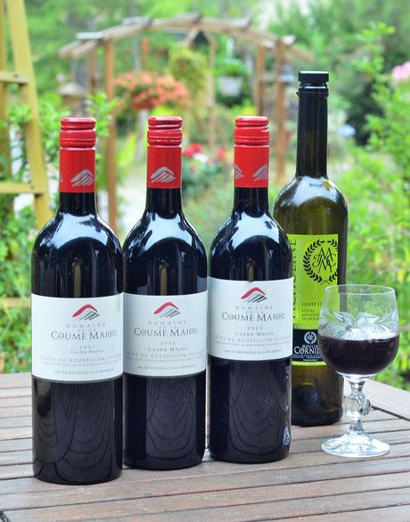 Un joli trio de millésimes prêts à boire: 2007-2008-2009