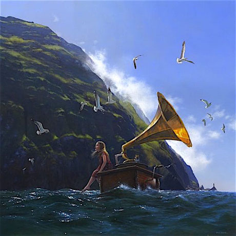 toile de Jimmy Lawlor