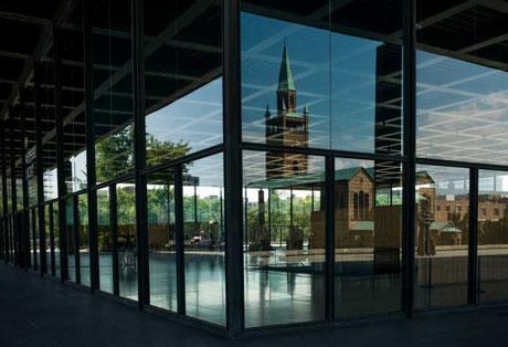 Neue Nationalgalerie 1 Berlin 2013 © Arina Dähnick