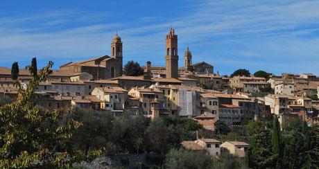 Montalcino, Bildquelle: pixabay