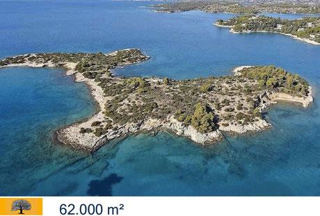 Griechenland Insel kaufen