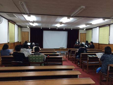鹿児島市 キリスト教会 鹿児島聖書バプテスト教会 ナルド会