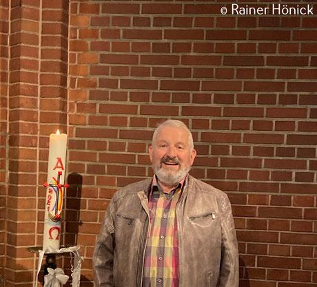 Vorsitzender Rainer Hönick