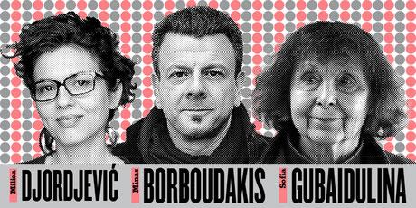 musica viva Minas Borboudakis symphonieorchester des bayerischen Rundfunks Iannis Xenakis Francesca Verunelli