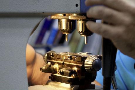 Machine à tailler les clés