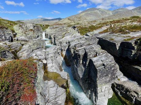 Wandern in Norwegen mit Kinder