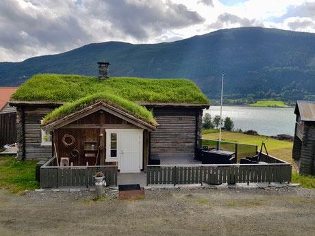 Unser Ferienhaus bei Vågå