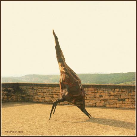 art monumentale, parc de sculptures, expo en exterieur