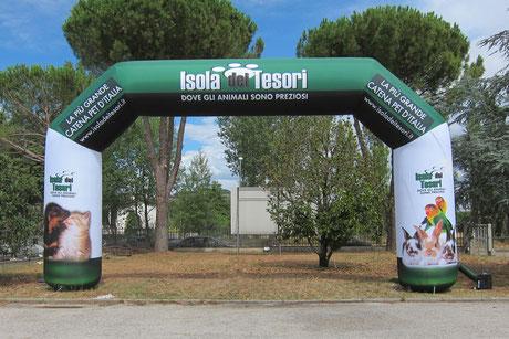 Arco Portale Gonfiabile, Archi Gonfiabili, Inflatable Arch
