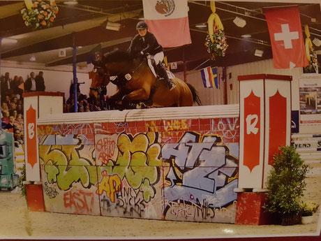 Foto: Leonie und Tello R Z (Toulon x Calato)