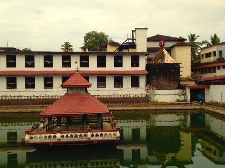 Krishna Tempel in Udupi
