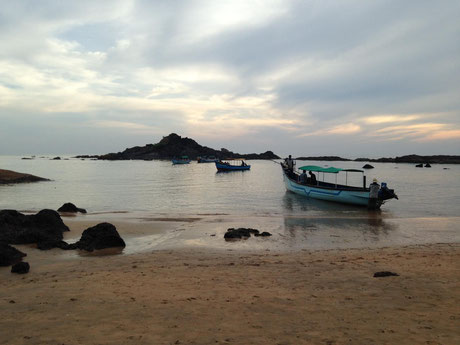 Om-beach (Gokarna)