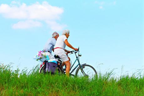 Radfahren in der Altmark für Pendler, Touristen und der Freizeitgestaltung