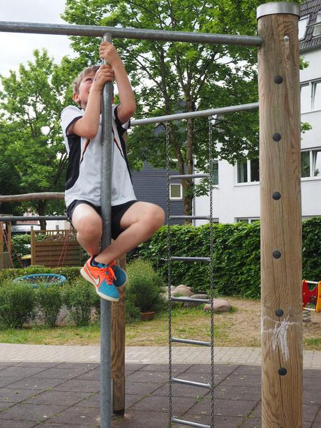 Spielplätze , nicht nur für junge Familien ein muss für eine lebenswerte Stadt
