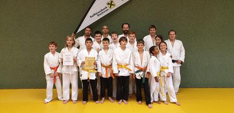 Judo Club Stockerau - Freitagabendgruppe