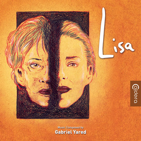 """Lisa"" (2001), Caldera Records, Gabriel Yared, CD-Cover, Helmut »Dino« Breneis"