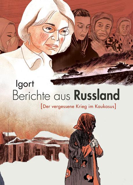 Cover von Igorts Berichte aus Russland